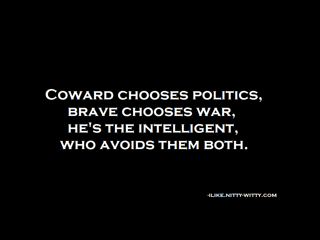 Funny Quotes On Love And War : quotesnpoems